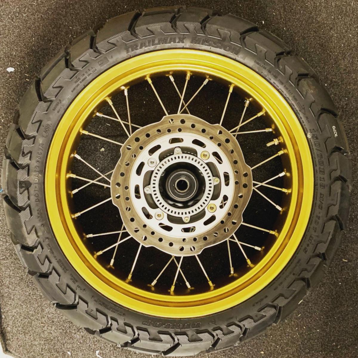 2015 Honda ATAS Dunlop Trailmax Mission Tires 2.jpg
