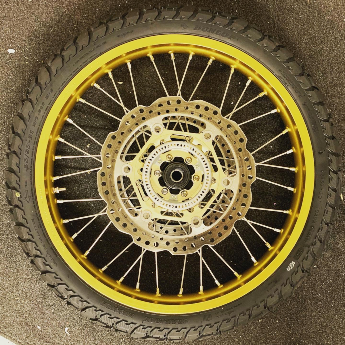 2015 Honda ATAS Dunlop Trailmax Mission Tires 4.jpg