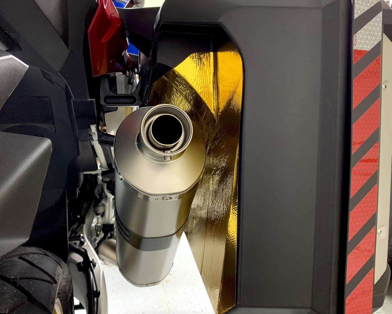 2018 ATAS Leo Vince Exhaust Pannier Gold Heat Reflective 3.jpg