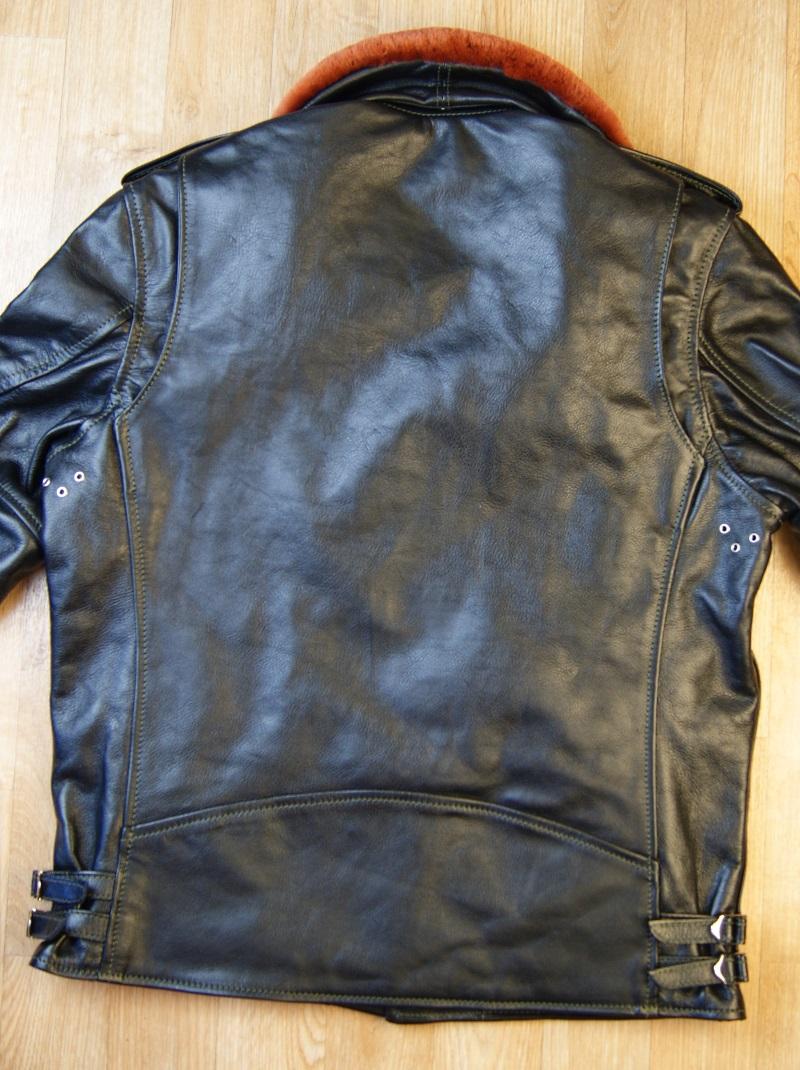 Aero Ridley Black Vicenza Rust fur collar back.jpg