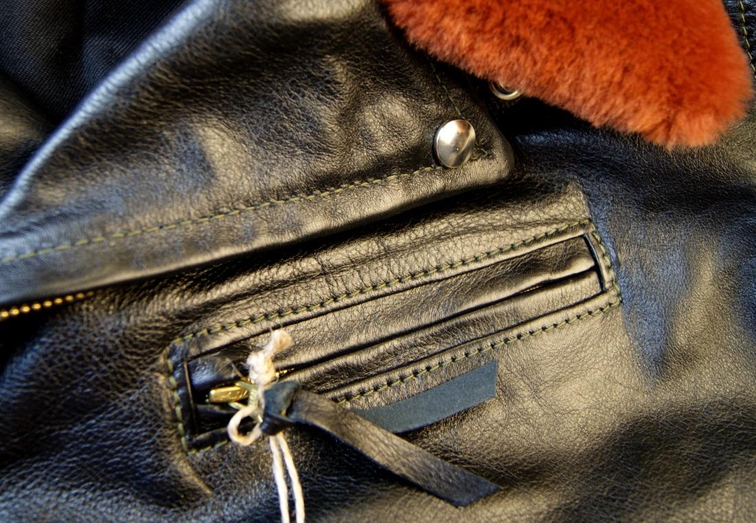 Aero Ridley Black Vicenza Rust fur collar chest pocket.jpg
