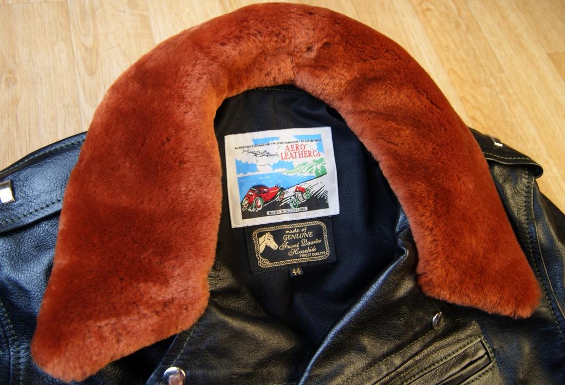 Aero Ridley Black Vicenza Rust fur collar tag.jpg
