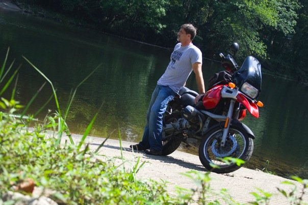 bike and me at boat ramp.jpg