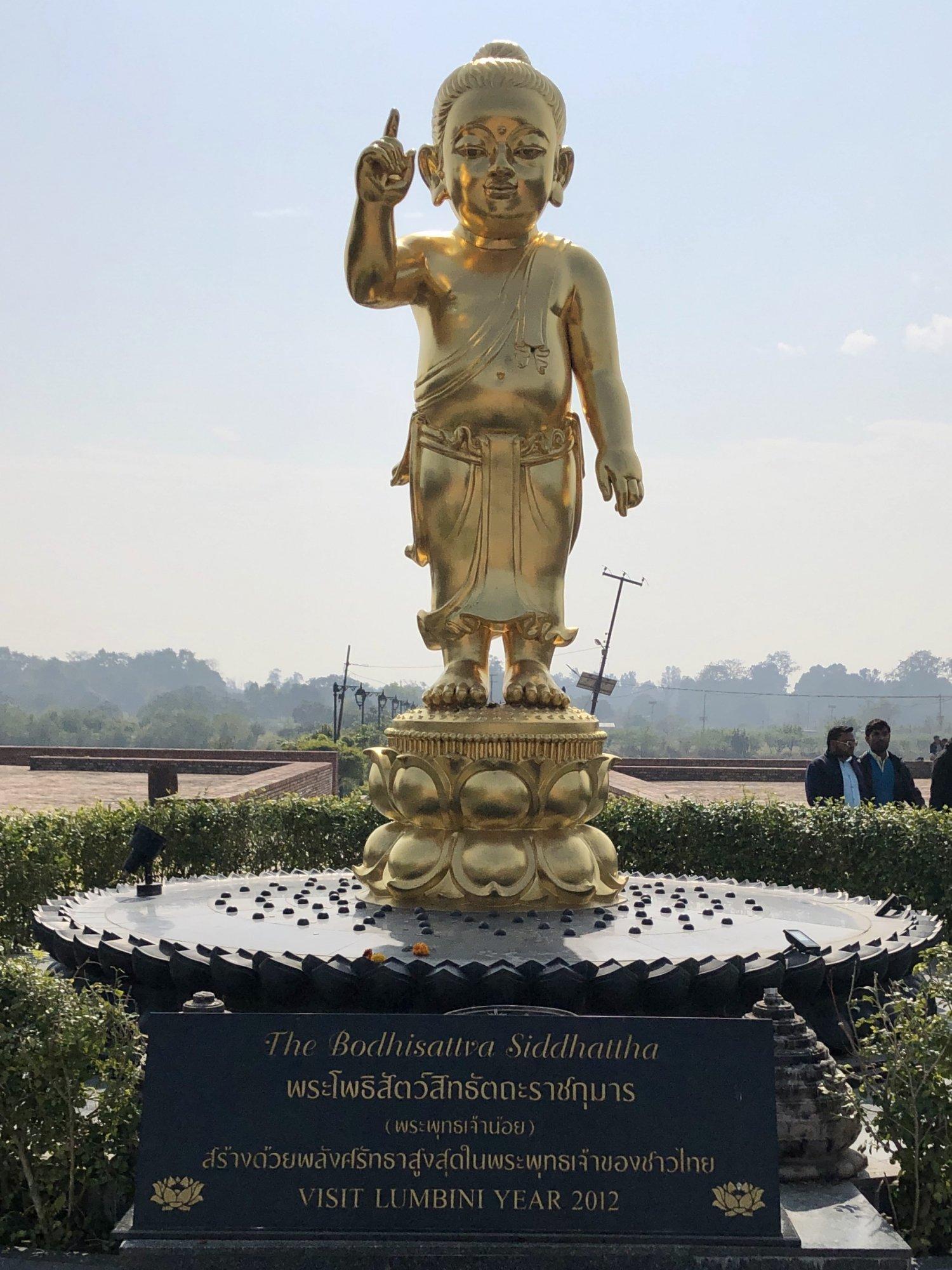 *Buddha Birth Place  Boy along IMG_5008.JPG