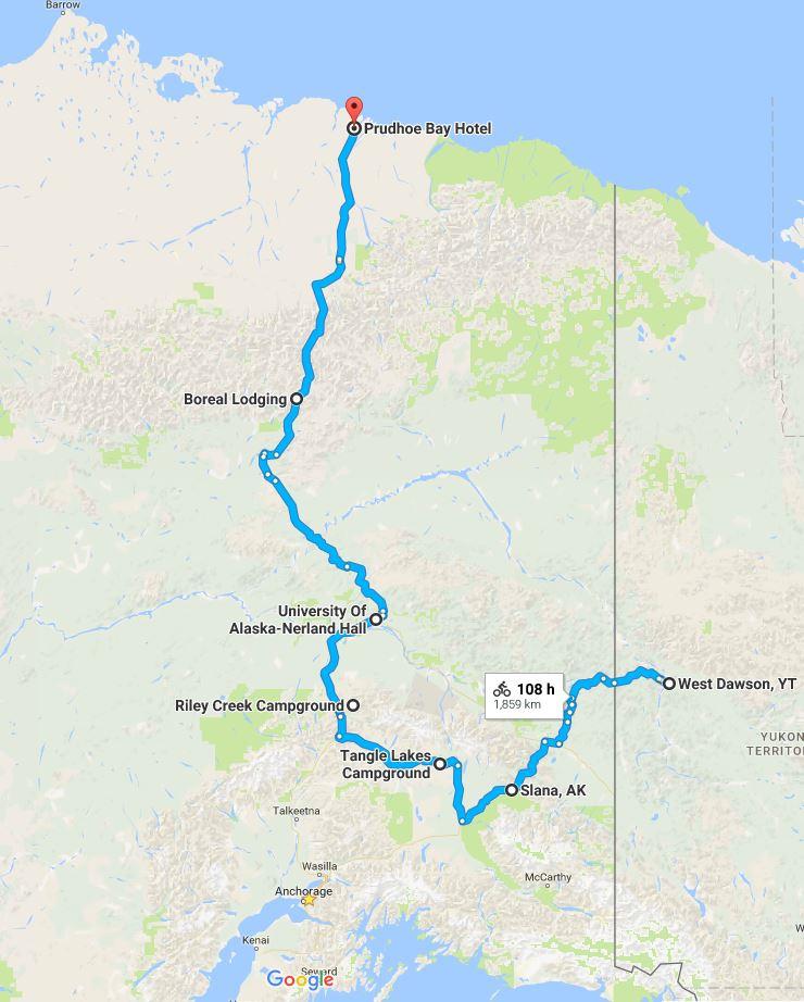Dawson City to Prudhoe Bay.JPG