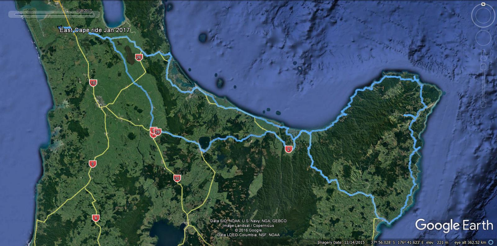 East Cape GPS track.jpg