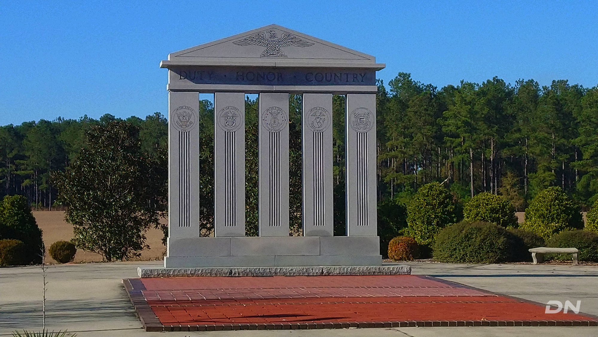 Georgia Veteran Park Monument.jpg