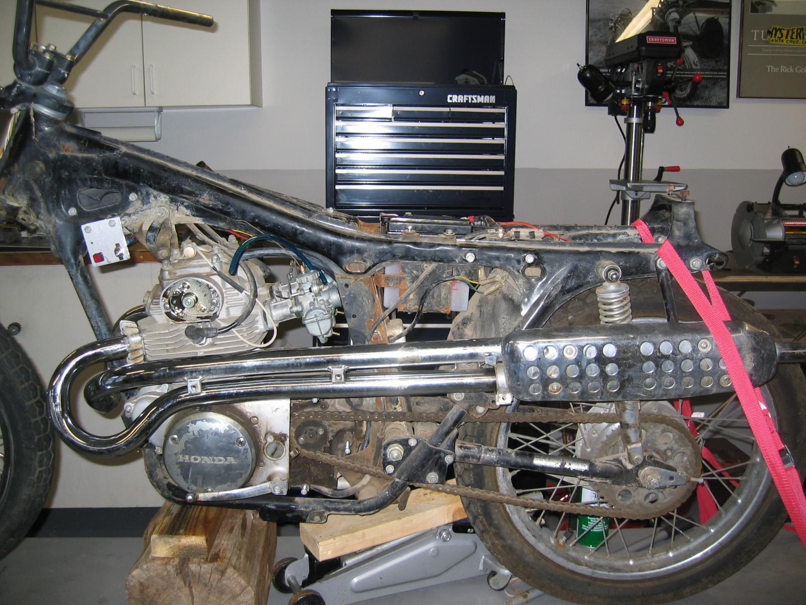 Honda 200GP before.JPG