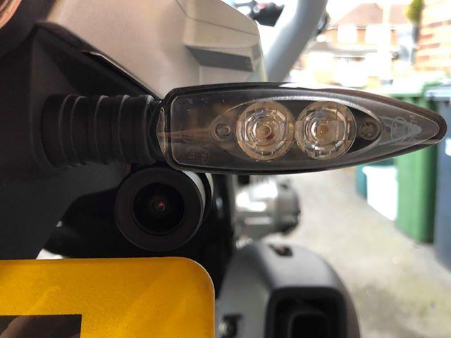 INNOVV K2 motorcycle camera system installed on BMW R12GS -02.jpg