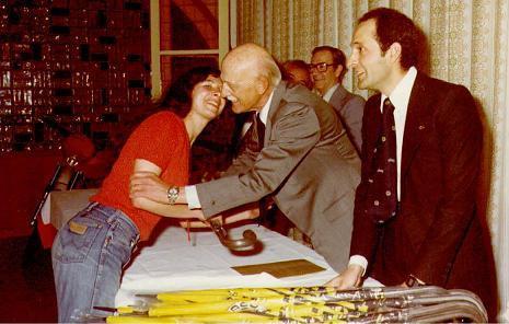 Joanne & Senor Bulto 1977.JPG
