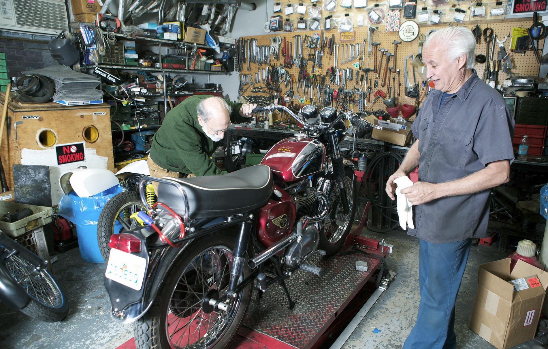 John and Bobby Genise_Johns Cycle.jpg