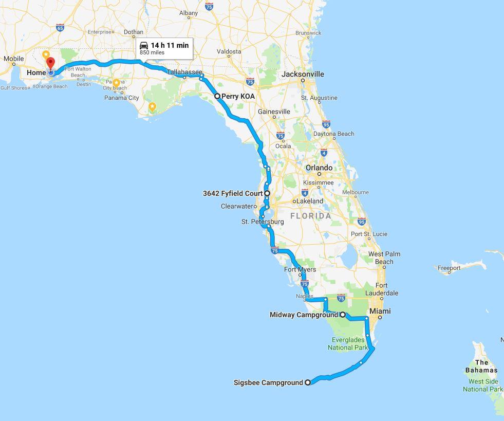 key west to pensacola 850 miles.JPG