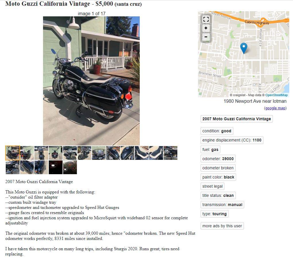 Moto Guzzi California Vintage - $5,000 Santa Cruz.JPG