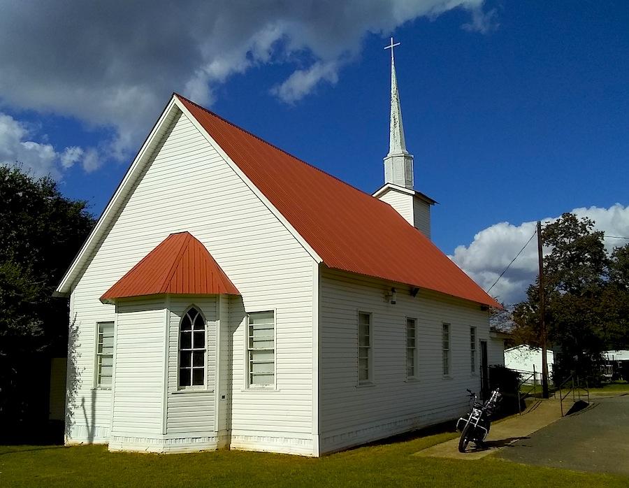 Mt. Selman Methodist Church rear.jpg