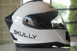 """Skully"" Returns With New Augmented Reality (AR) Smart Helmet (AIMExpo 2018)"