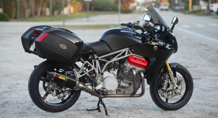 Motus Motorcycles Shuts Down Operations
