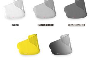 Pinlock Anti Fog Lens (Visor) Inserts