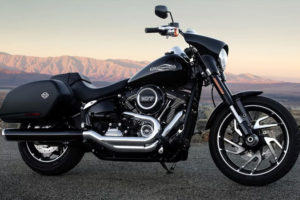 The New Harley Davidson Line