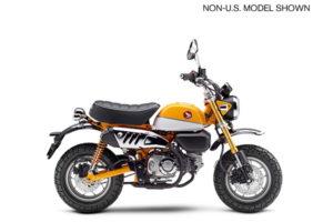 Honda Monkey 125 Parts