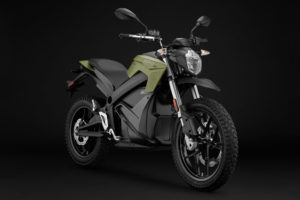 Zero Motorcycles Announces Its 2019 Models