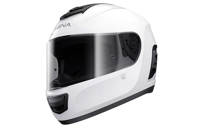 DigiLens Partners With Sena To Produce An Augmented Reality Smart Helmet. (INTERMOT 2018)
