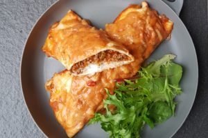 Fry Pan Burrito's