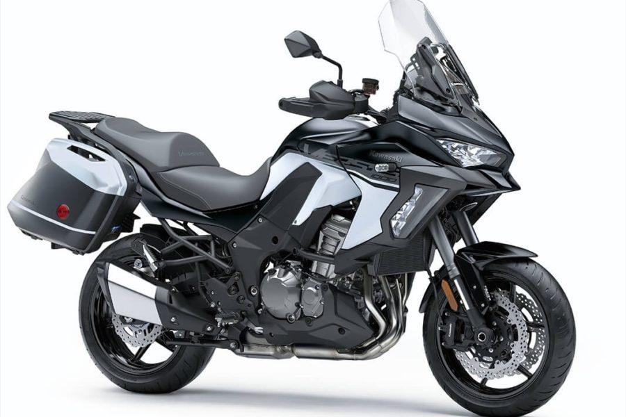2019 Kawasaki Versys 1000 SE LT+ -- photo courtesy of Kawasaki