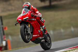Ducati Panigale V4R -- image courtesy of Ducati