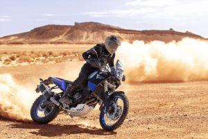 Yamaha Tenere Makes Its Debut (EICMA 2018)