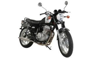 Genuine Motorcycles G400C -- Photo courtesy Genuine Scooter Company