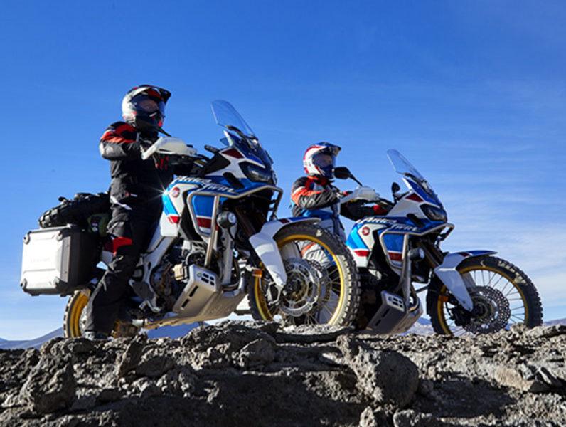 Honda Adventure Roads Series Heads To Africa