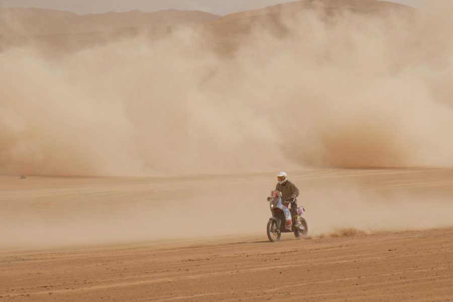Dakar 19 Diary #15: The Dunes of Ilo
