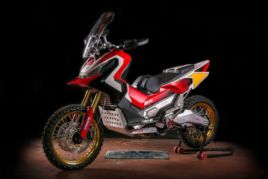Honda X-ADV is Recalled