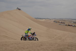 Dakar 19 Diary #10: Chasing the Dakar