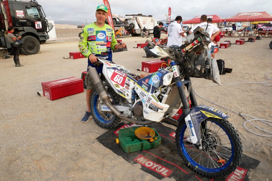 Dakar 19. What It Takes to Win the Dakar Malle Moto www.advrider.com