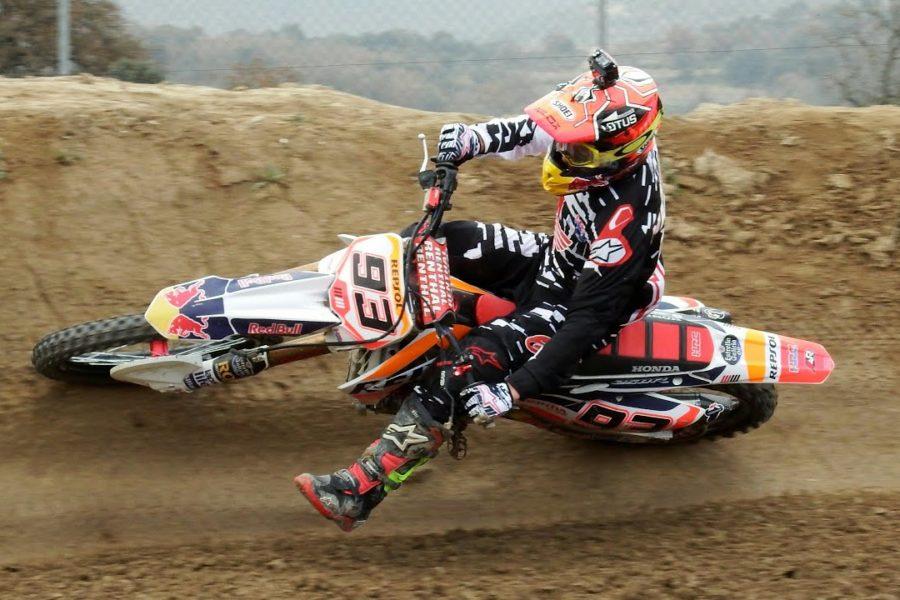 MotoGP World Champion Marquez To Ride The Dakar?