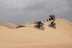 best rallies for adventure bikes