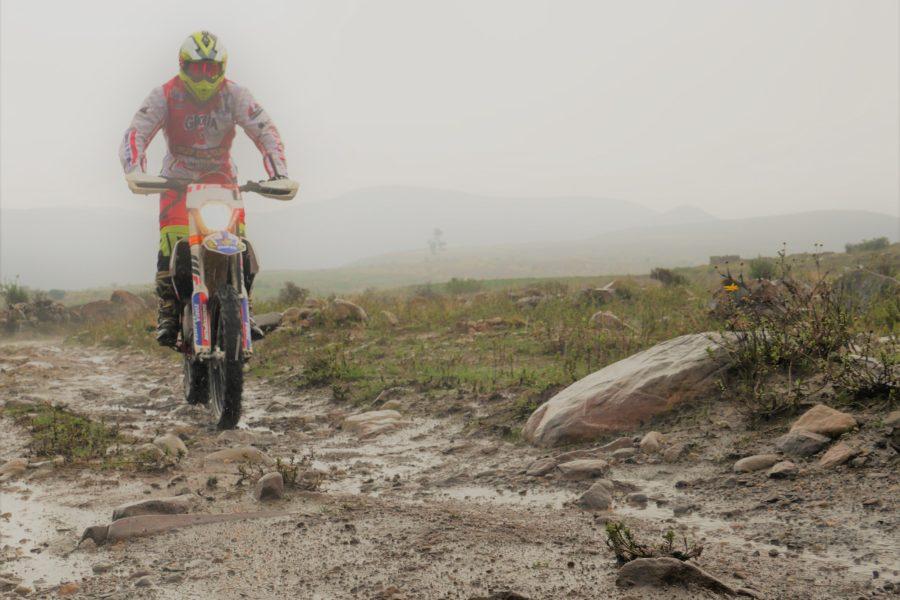 On the Trails With a Dakar Rider: Sebastian Cavallero www.advrider.com