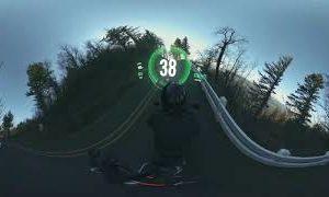 Zero's SR/F Electric Motorcycle Unveiled