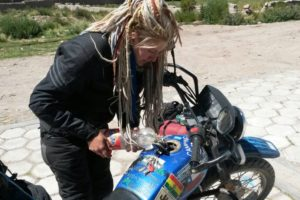 realities of riding RTW