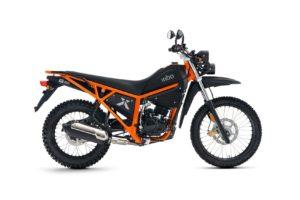 "Kibo Unveils K250 ""Adventure"" Bike in Africa"