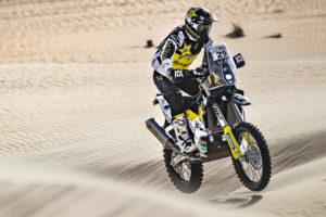Andrew Short Third Overall at Abu Dhabi Desert Challenge