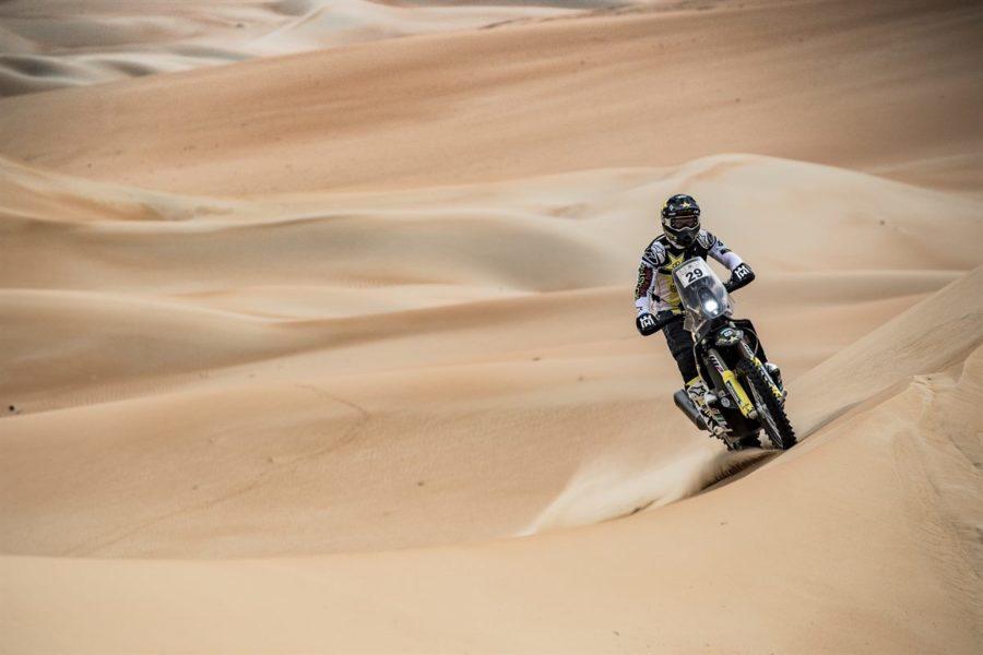 Short 3rd In Stage 4 Of Abu Dhabi Desert Challenge