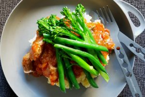 Recipe for the road: Lamb Ragu