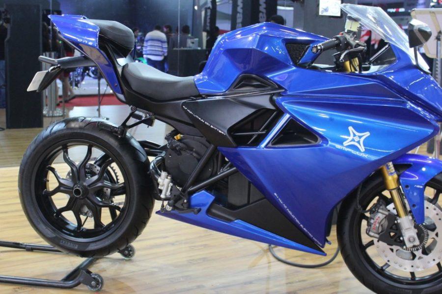Emflux Entering The Electric Motorcycle Market