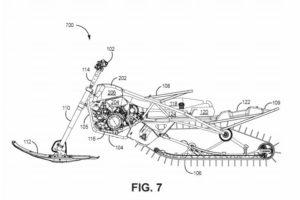 Arctic Cat Patenting Purpose-Built Snowbike