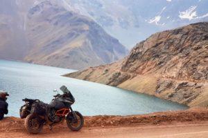 The Maipo Valley dam