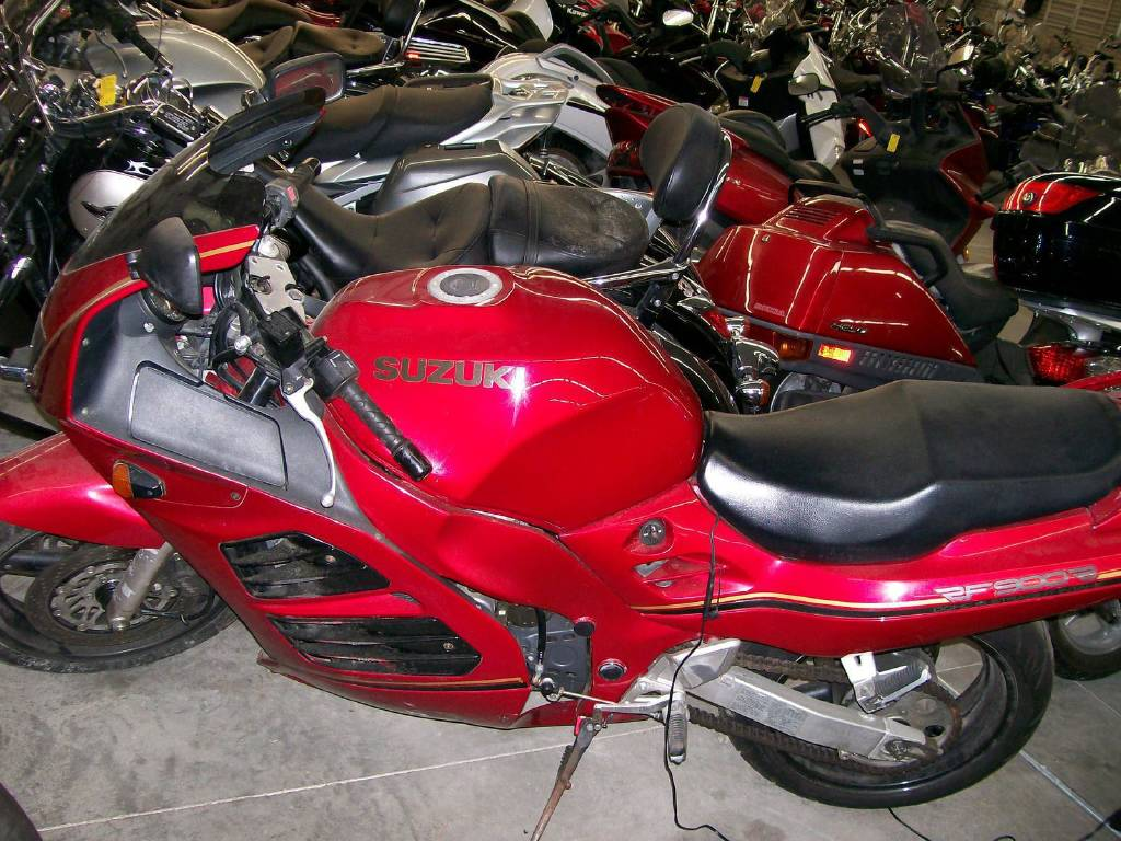 1994 HONDA CBR600F2 in NC $2700 - Sportbikes.net