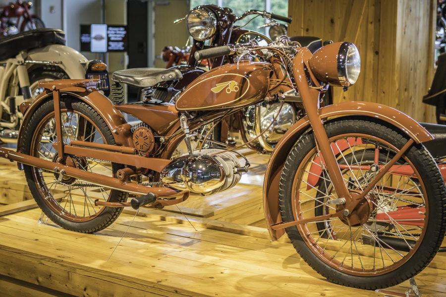 Motorcycle Engineer Norbert Riedel, A Man You've Never Heard Of?