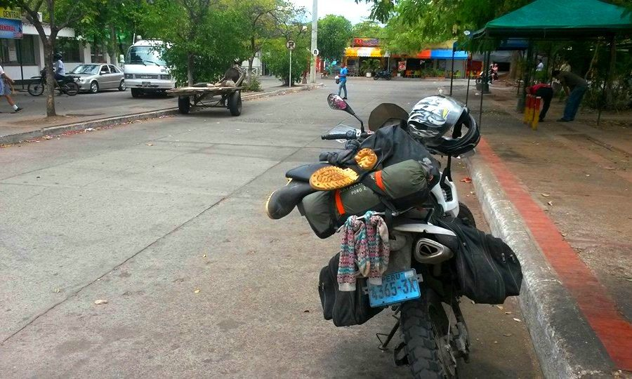 expert adventure rider
